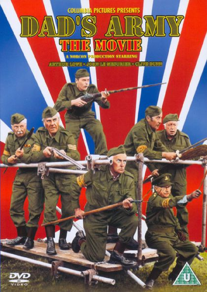 Dad's Army The Movie 1971 Poster