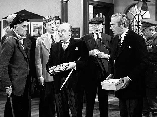 Dad's Army the Man and the Hour